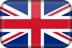 flag English language